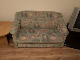 IKEA - sofa 2 osobowa z szufladą na skarby
