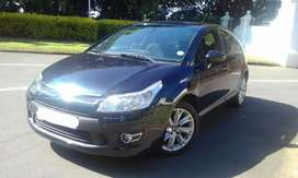 2011 CITROEN C4 1.6  THP EXCLUSIVE 6 SPEED  FOR SALE