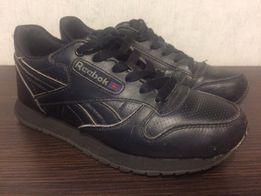Продам оригинальные кожаные кроссовки Reebok, Рибок на 22-23 см