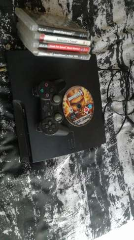 PlayStation 3 and 5 games