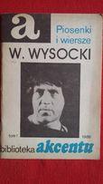 Włodzimierz Wysocki - Piosenki i wiersze