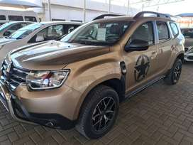 `2019 Renault Duster 1.5DCI AWD-Manual- Low 33500km-Only R299900!!