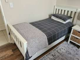 2x Roxy Single Beds (Includes 1x Underbed & 2x Spring Mattresses)