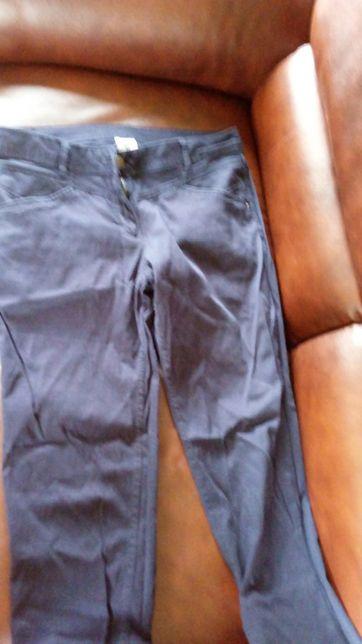 Spodnie granatowe r 42 Wągrowiec - image 3