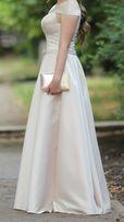 Свадебное/выпускное шикарное платье