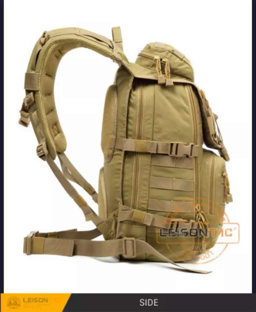 Leso military tactical back 0