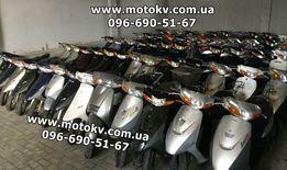 Мопеди Скутера з Японії Honda/Suzuki/Yamaha СКЛАД!!! НАЙНИЖЧІ ЦІНИ!!!