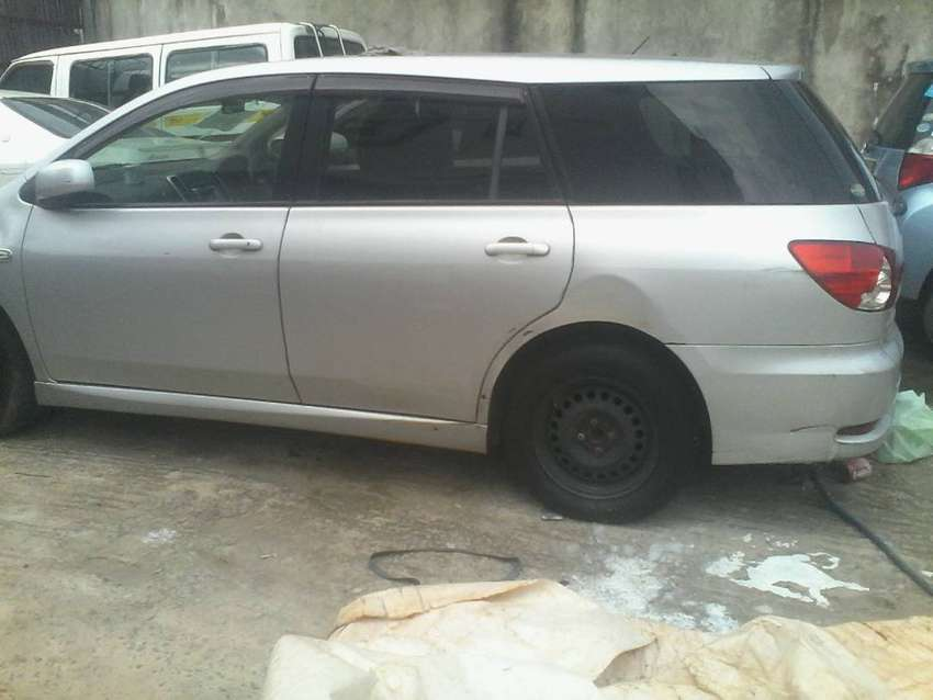 Extremely clean Wingroad KCN year 2010 for sale at Mombasa town 0