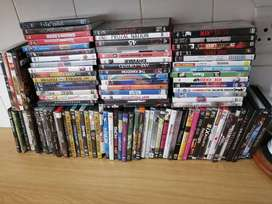DVD's Available for Sale