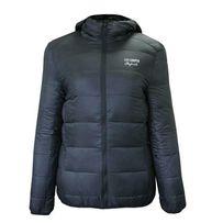 Мужской демисезонный пуховик (мужская куртка) Lee Cooper - XL