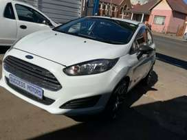 2017 Ford fiesta 1.0 Automatic Ecoboost