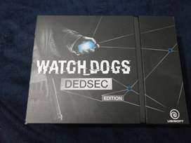 Collectors Edition Watch Dogs Dedsec Edition