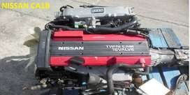 USED ENGINES  NISSAN SKYLINE R31/E32/ SENTRA  CA18 RED  FWD FOR SALE