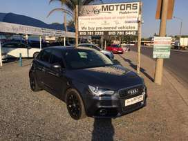 2013 AUDI A1 SPORTBACK 1.2T FSi ATTRACTION