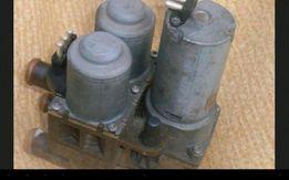 Клапана печки, компресор дотяжки (ремонт) Mercedes W140