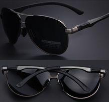 Поляризационные мужские солнцезащитные очки Merry