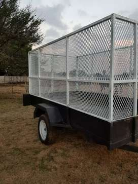 Reconditioned Trailer Ideal for Livestock or General use