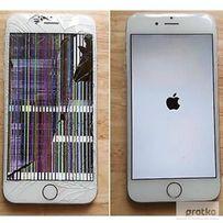 Naprawa Wymiana Wyświetlacza lcd szyby iPhone5s 6 6+ 6s 6s+ 7 7+ 8 8+X