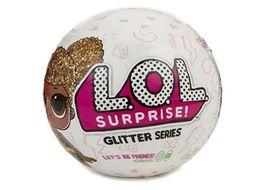 Куколка Lol surprise Glitter Series