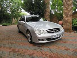 Take advantage of this well maintained CLK350