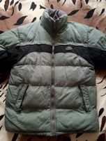 Куртка мужская зимняя CRICKET пуховик 54-56