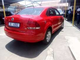 Vw Polo 6 1.6 Comfortline Sedan Automatic For Sale