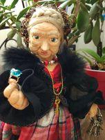 Авторская кукла Марфа ключница