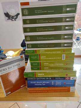 IFRS and TAX textbooks