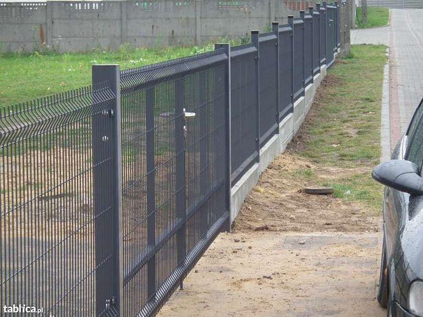 PRODUCENT Ogrodzenia nowoczesne, płoty, siatki, panele ogrodzeniowe. Krotoszyn - image 2