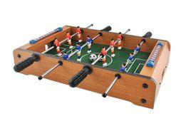 PIŁKARZYKI drewniane Stół do gry 51x31x10 cm. NOWE
