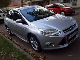 2013 Ford focus sedan leather seat 2.0