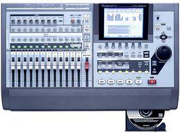 Roland VS-1824CD 24-битная цифровая студия