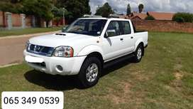 2017 Nissan NP300 2.5 Diesel Double cab for sale