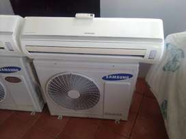 Samsung 24000btu Smart Inverter, cool and heat for R5000