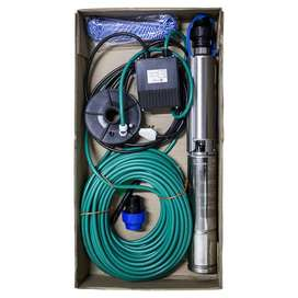 Speroni Borehole Pump Combo 50m KIT 230V