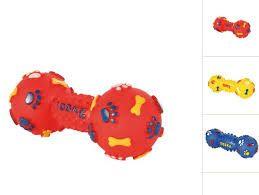 hantelek winylowy 19cm zabawka dla psa Pruszków - image 1