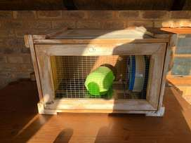 Medium hedgehog cage
