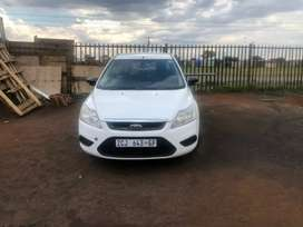 Ford focus sedan 1.8