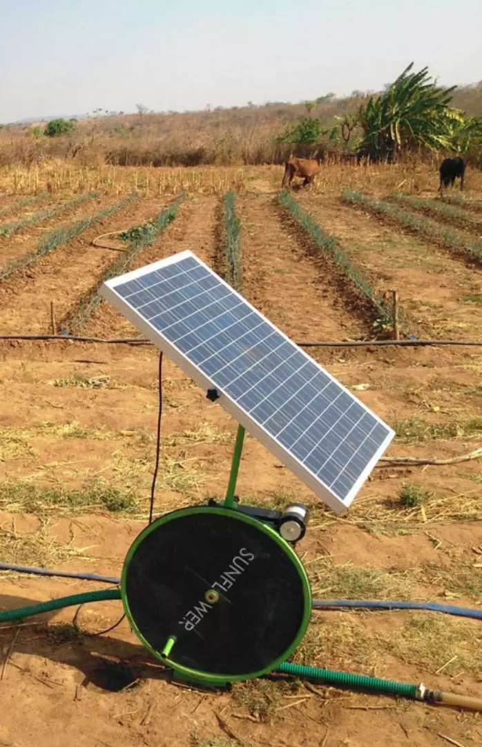 Single panel Solar pumps 0