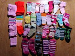 Носочки теплые от 0-3