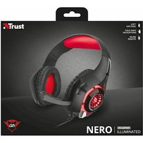 Гарнитура TRUST GXT 313 Nero Illuminated Gaming Headset (21601)