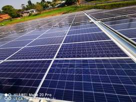 Solar power installations and electrical services