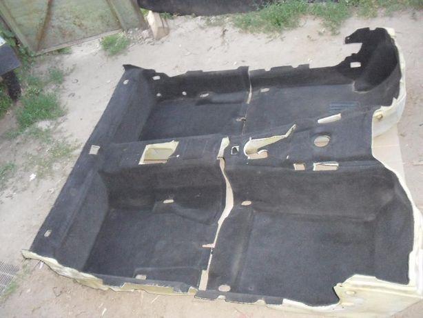Ковролин БМВ Е36 Е46 Е39 чёрный ковёр чорний дорожка BMW седан компакт Борисполь - изображение 7