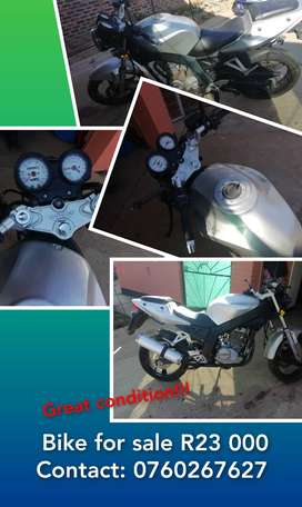 Great condition bike for sale!!!