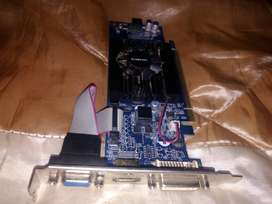 Gigabytes Graphic card 1gig