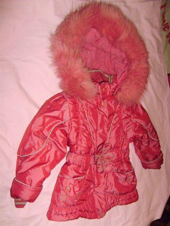 Зимняя куртка Donilo 98см. Киев - изображение 1