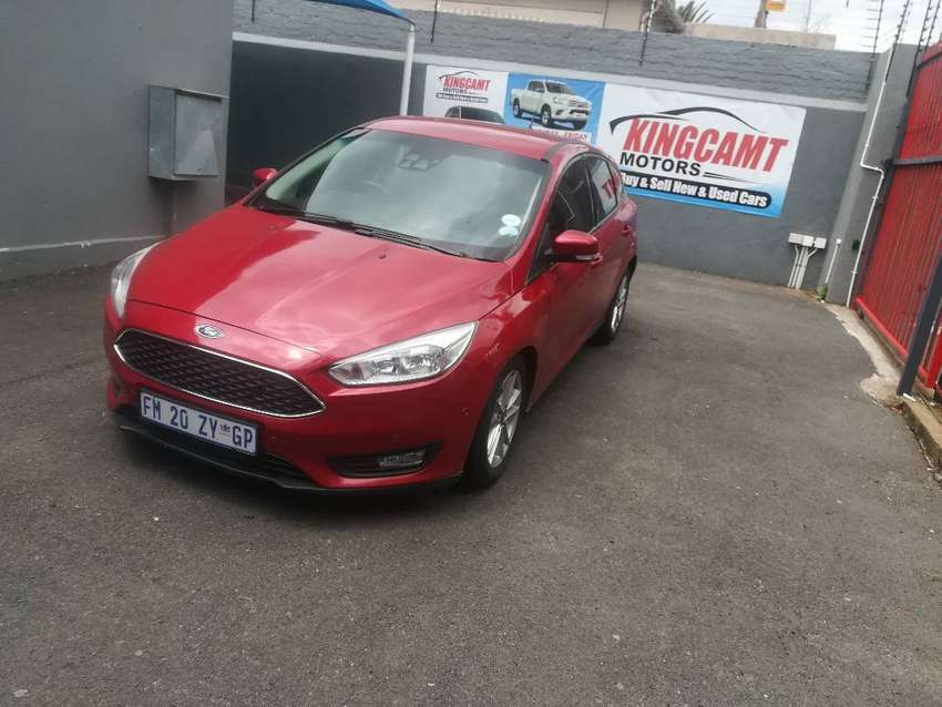 2016 Ford Focus Ecoboost