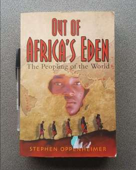 Out of Africa 's Eden/The Peopling of the World /Stephen Oppenheimer