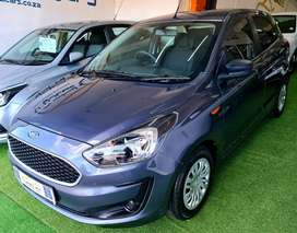 2018 ford fiesta 1.5 ambient