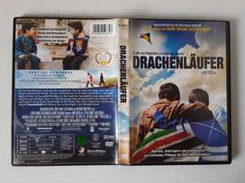 Drachenläufer (Original Name: The Kite Runner).Movie DVD. Audio in :